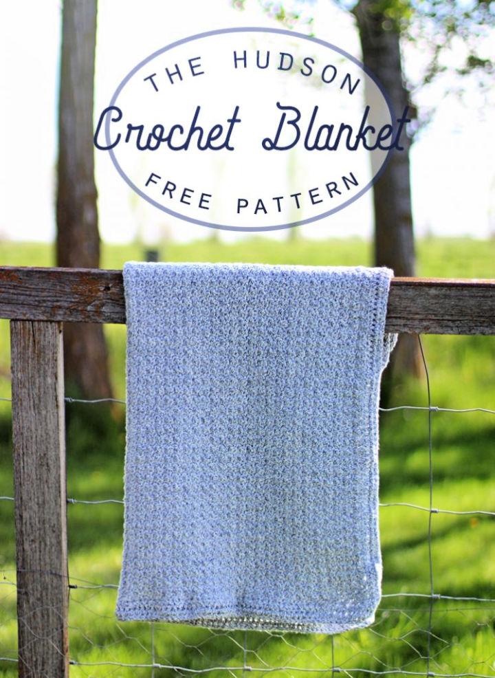 Double Crochet Baby Blanket Patterns