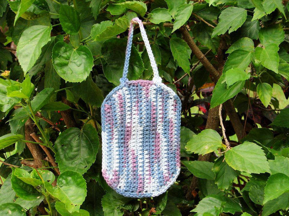 Crochet Large Size Soap Saver