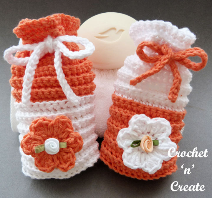 Crochet Soap Saver Pattern