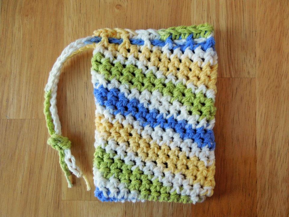 Free Crochet Soap Saver Pattern